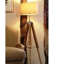 tripod floor lamp wooden legs images wooden tripod floor lamp plans