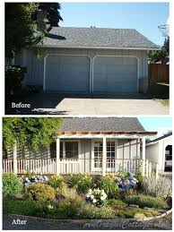 Home Exteriors Before And After Style Impressive Decorating