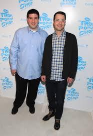 Adam Horowitz and Eddy Kitsis Attend Disney Event - TV Fanatic