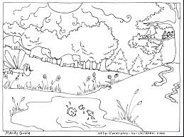 Creation Coloring Pages Roomhiinfo