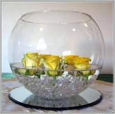 large glass bowl centerpiece large glass vase decoration ideas home design ideas large bubble bowl glass