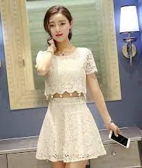 Pin oleh indah srie di kebaya kebaya brokat baju muslim dan. Dress Brokat Pendek Cantik Untuk Pesta Model Terbaru A3001 2 Trendy Dresses Dress Brokat Elegant Dresses Long
