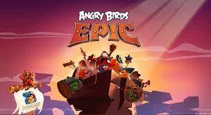 Angry birds epic mod apk ios