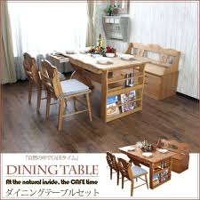 dining room storage bench. Perfect Dining Kitchen Table With Shelves Dining Room Tables Storage Benches  And Bench I