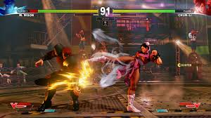 street fighter v ps4 review entertainment fuse