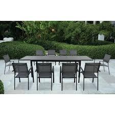 11 piece patio dining set piece dining set costway 11 piece outdoor dining set oasis outdoor patio furniture 11 piece dining set
