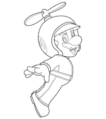 Coloring Pages Mario Top 20 Free Printable Super Mario Coloring Pages Online