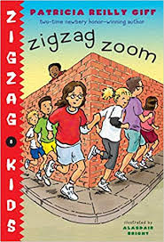 zigzag zoom zigzag kids patricia reilly giff 9780307977038 amazon books