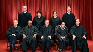 U.S. Supreme Court Justices Pose For 2018 Class Photo, Twitter ...