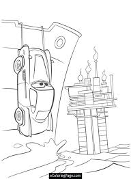 cars 2 coloring cars 2 printable coloring pages cars 2 hiding printable coloring page cars 2