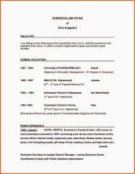 6 Secretary Resume Templates Top Resume Templates