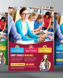 education poster templates best academic flyer templates designs free premium education