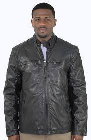 andrew marc vine men s leather motorcycle jacket