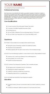 Creative Cv Example Myperfectcv