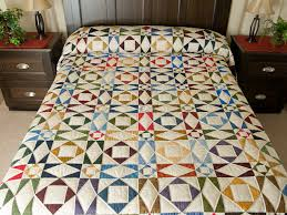 Storm At Sea Quilt Pattern Awesome Storm At Sea Quilt Splendid Smartly Made Amish Quilts From