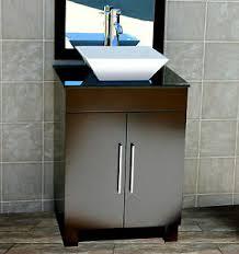 24 vessel sink vanity. Modren Vanity Image Is Loading 24034BathroomVanity24inchCabinetBlack In 24 Vessel Sink Vanity
