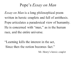 alexander pope catholic cannot attend university  4 pope s essay