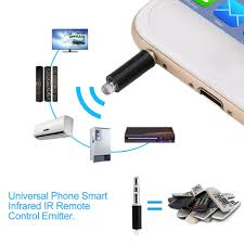 universal phone smart infrared ir remote control emitter