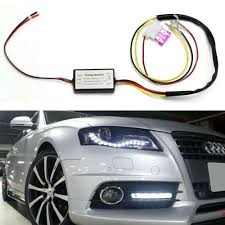 Universal Daytime Running Light Module Details About Automatic On Off Relay Module Box Universal For Drl Led Daytime Running Light