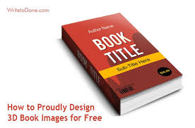 3d book images