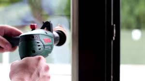 how to remove sandpaper scratches from glass window by using gp wiz diy kit you