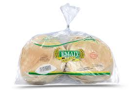 White Sandwich Bread Large Emad Bakeries