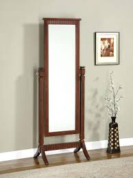 mirror armoire. powell mirrored jewelry armoire furniture charming mirror ideas silver stand
