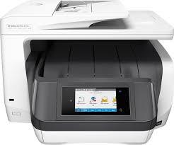 Купить Цветное струйное МФУ HP OfficeJet Pro 8730 (D9L20A) в ...
