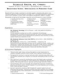 Nurse Practitioner Resume New Graduate Grad Rn Summary Cover Letter