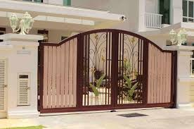 Gate Designs To Enhance Your House Security And Beauty Horrible ...