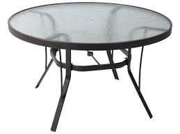 round glass patio table round glass patio table dining tables glass patio table set 48 inch