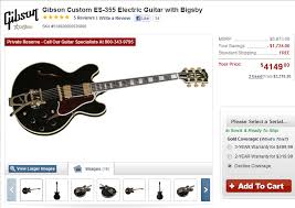 sweet es 355 planet z gibson es 355 at 4149