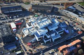 Lego Full House Bigs Lego House Tops Out Gets September Opening Date Archdaily