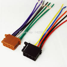discount radio wiring harness adapter 2017 car radio wiring Harley Trailer Wiring Harness Adapter carav universal male iso radio wire cable wiring harness car stereo adapter connector adaptor plug for volkswagen citroen audi m20774 GMC Trailer Wiring Adapter