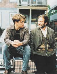 robin williams american comedian and actor com good will hunting