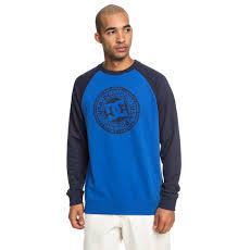 Dc Shoes T Shirt Size Chart Circle Star Sweatshirt Edysf03198 Dc Shoes
