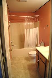 peach colored bathroom i have been staring at these crazy peach colored or is it nectarine wa