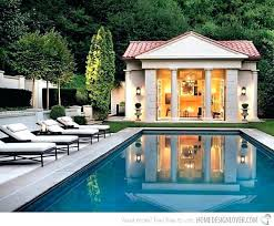 pool house ideas. Pool Houses With Bathrooms Small House Ideas Best About .