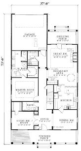 Narrow Lot House Plans   Smalltowndjs comInspiring Narrow Lot House Plans   Narrow Lot House Floor Plans