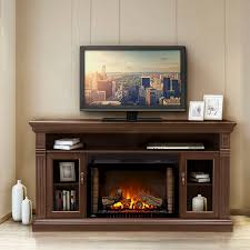 electric fireplace contemporary closed hearth free standing nefp29 1415e