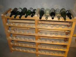 Build your own wine rack
