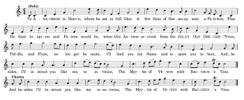 7 years old sheet music to anacreon in heaven wikipedia