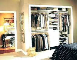 Bedroom Closet Design Ideas Beauteous Bedroom Closet Designs For Small Spaces Lilfolksorg