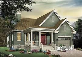 Interesting Small Single Story House Plans With Garage 3 17 Best Small Home Plans With Garage