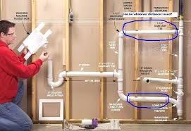 outstanding size pipe for utility sink how to plumb laundry sink and washer bathroom sink drain
