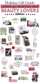 holiday gift guide best makeup beauty gifts for 2018 nubelease