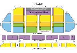 Fabulous Fox Theater Atlanta Seating Chart Season Tickets The Fabulous Fox Theatre