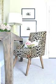 room chair animal print dining chairs photo photos of leopard with throughout inspirations covers dorm