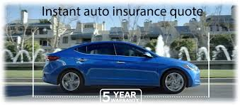 Instant Car Insurance Quote Amazing Utility Of An Instant Auto Insurance Quote