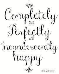 Pride And Prejudice Quotes Amazing Jane Austen Pride And Prejudice 48×48 Art Quote €�Completely